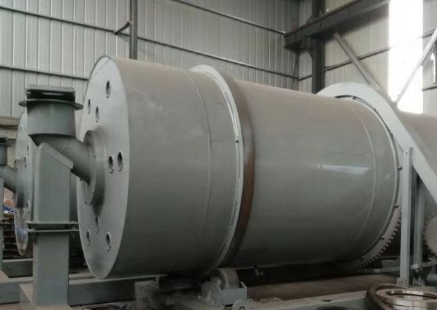 HDFL-V-B系列滚筒冷渣机(滚筒式)