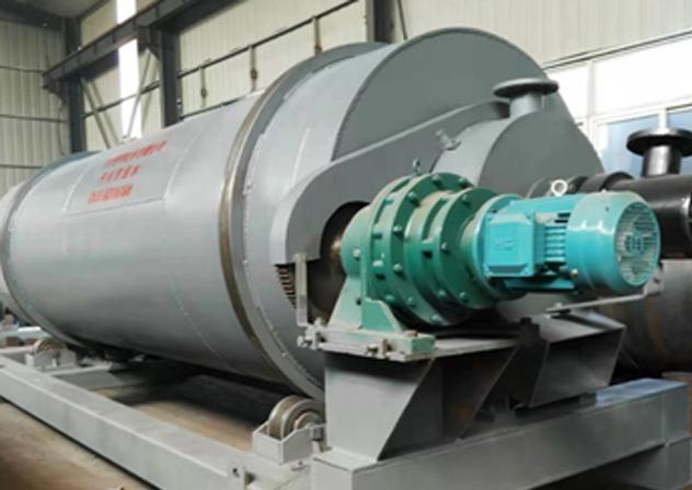 HDFL-V-A系列滚筒冷渣机(滚筒式)